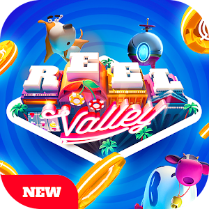 Reel Valley: Slots in the City For PC