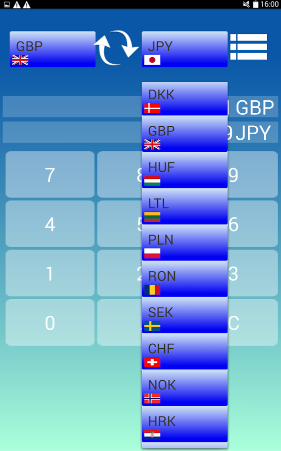 Currency Converter Premium Screenshot 8