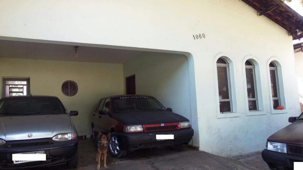 Casa residencial à venda, Jardim Campos Elíseos, Campinas.