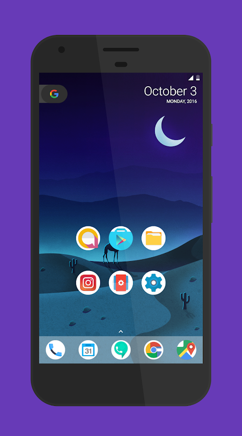 Pixie - Icon Pack Screenshot 3