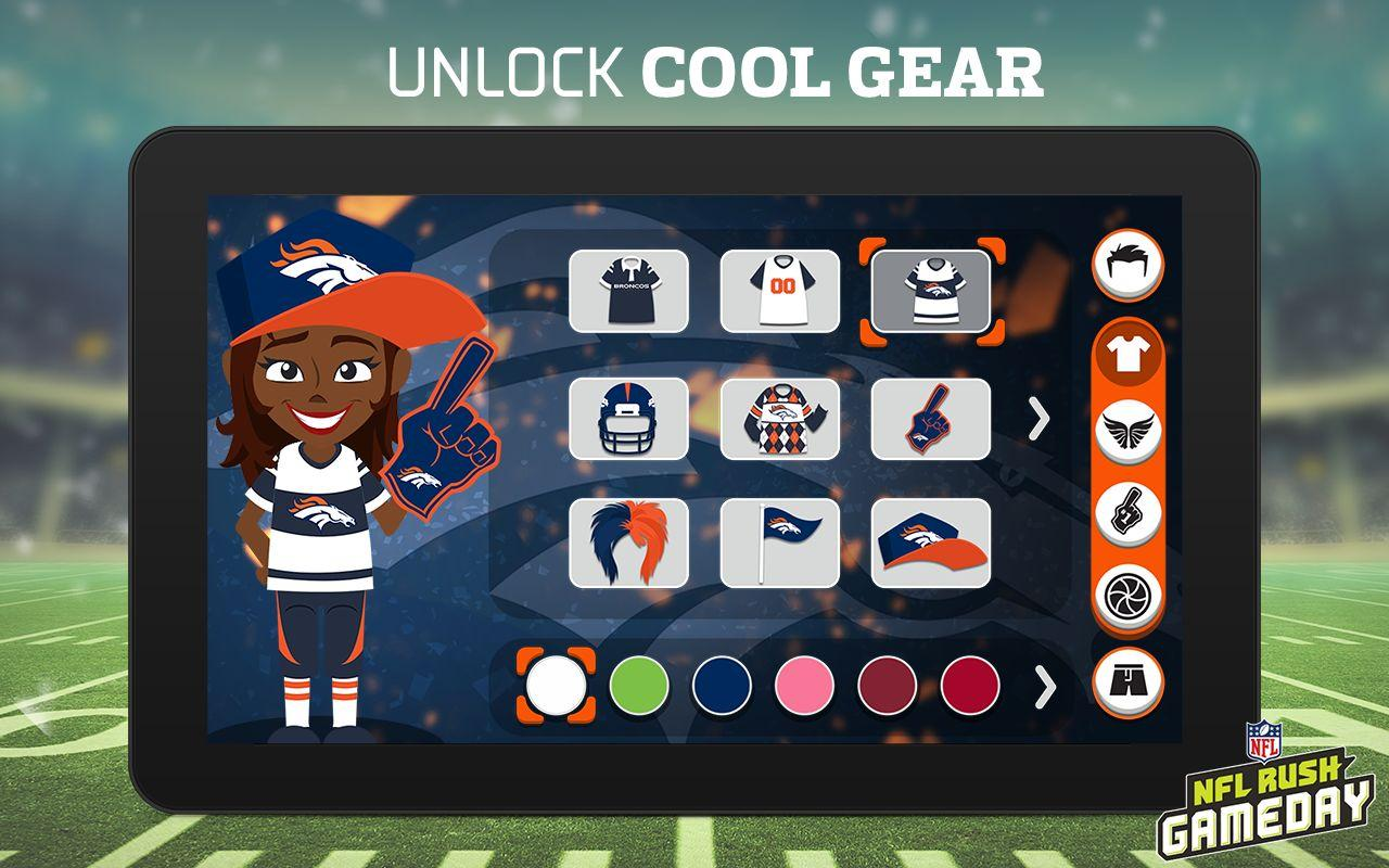 NFL Rush Gameday Screenshot 12