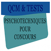 QCM Tests Psychotechniques Icon