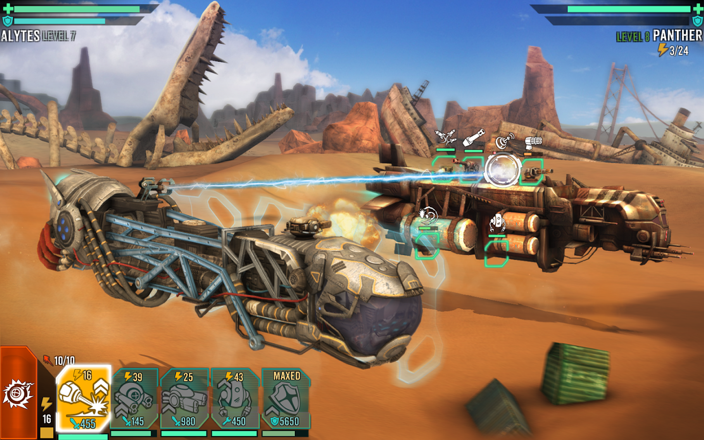 Sandstorm: Pirate Wars Screenshot 19