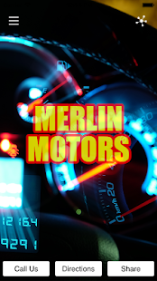 Merlin Motors - screenshot