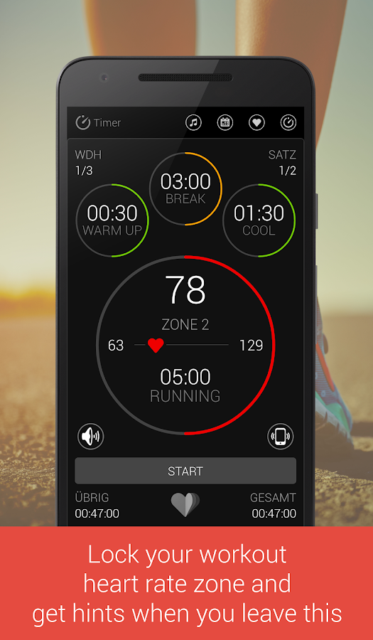 Tabata Workout Timer for HIIT Screenshot 3