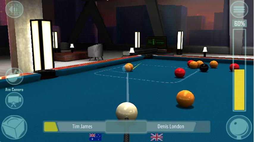 International Pool Screenshot 1