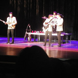 Beatles tribute in Derry nh by Stephen Deckk - People Musicians & Entertainers