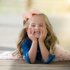 I'm 4!!! by Kellie Jones - Babies & Children Children Candids (  )