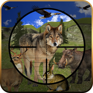 Deer hunting jungle shooter for Android