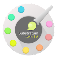 [Substratum] Icons SubSet For PC (Windows And Mac)