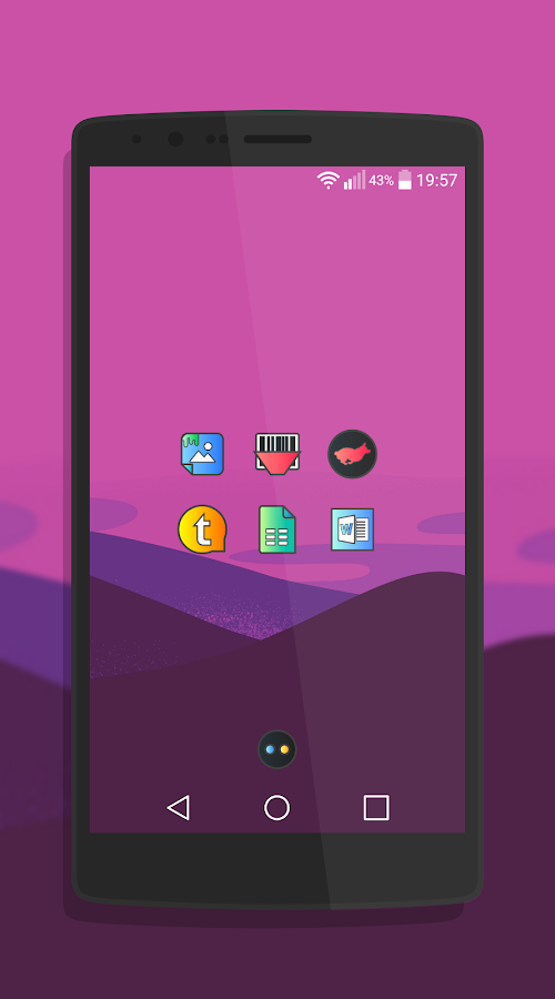 Griddy Icon Pack Screenshot 5