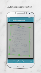 Notebloc - Scanner app for organizing your notes Screenshot