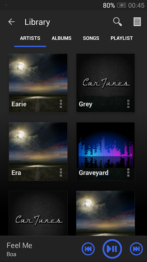 Car Tunes Music Player Pro Screenshot 7