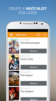 Screenshot of Viewster – Movies, TV & Anime