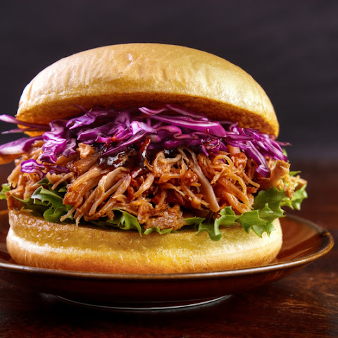 Honey Balsamic Pulled Pork and Cabbage