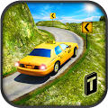 Game Taxi Driver 3D : Hill Station apk for kindle fire