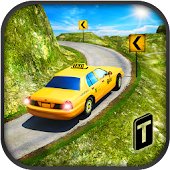 Taxi Driver 3D : Hill Station APK for Bluestacks