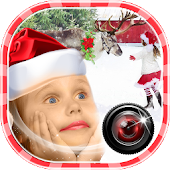 Download Christmas Photo Blend Collage APK on PC