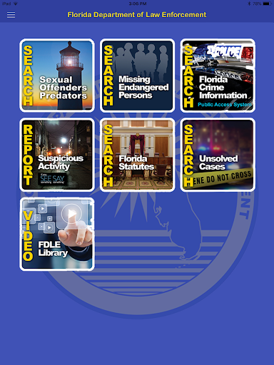 FDLE Mobile APP For PC