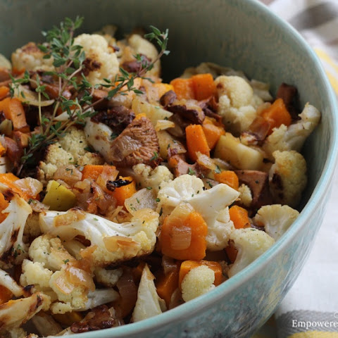 Bread-Free Holiday Stuffing