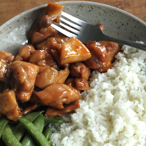Weeknight Chicken Teriyaki