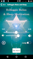 Screenshot of Solfeggio Free - Glenn Harrold