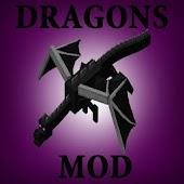 Free Dragons mod minecraft APK for Windows 8