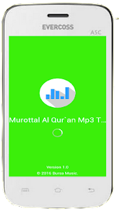 Murottal Al Qur`an Mp3 Top - screenshot