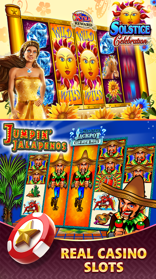 KONAMI Slots - Casino Games Screenshot 0