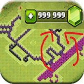 Download Gems Cheat for Clash of Clans APK on PC