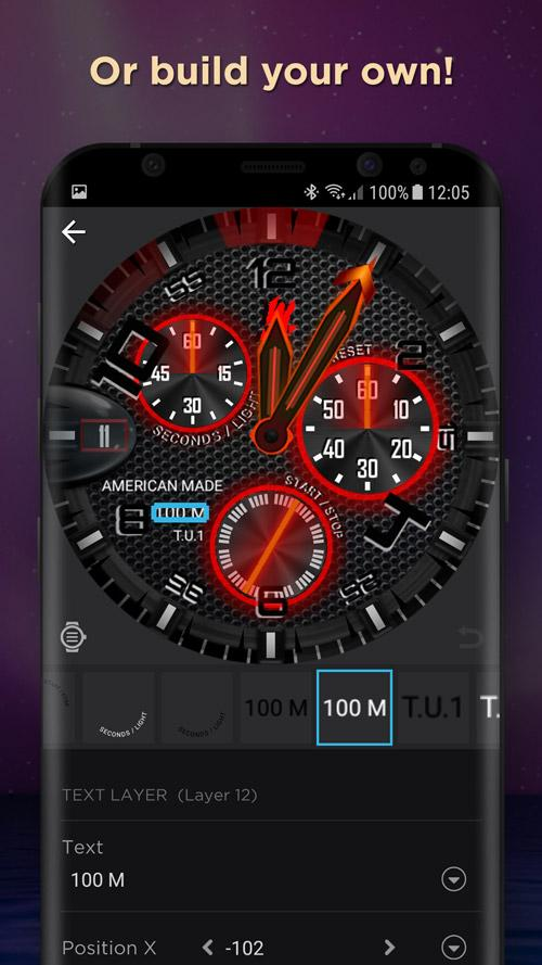 WatchMaker Watch Faces Screenshot 2
