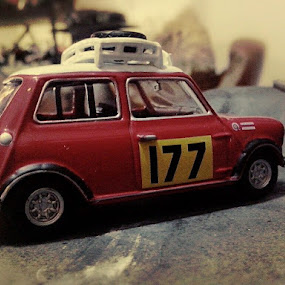 The Legend ! Mini Cooper by Pradono Gunawan - Instagram & Mobile Android