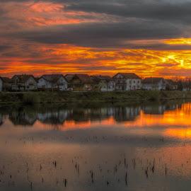 by Jasminka  Tomasevic - Landscapes Sunsets & Sunrises