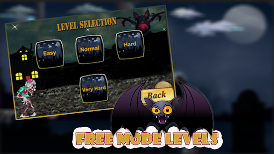 Flying Bat Game - screenshot