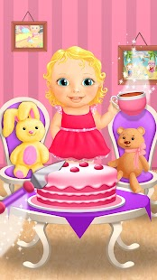 Download Sweet Baby Girl - Dream House APK on PC