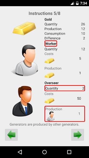 Gold Factory - screenshot