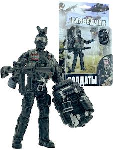 "Фигурка ""Отряд SWAT"" Разведчик"