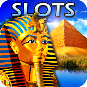 Cover art Slot Machines Pharaohs Saga