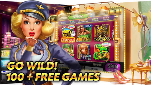 Caesars Slots: Free Slot Machines and Casino Games screenshot 1