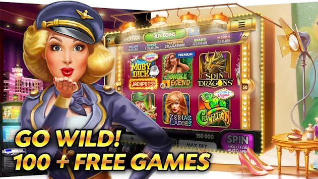Caesars Slot Machines & Games APK screenshot thumbnail 2
