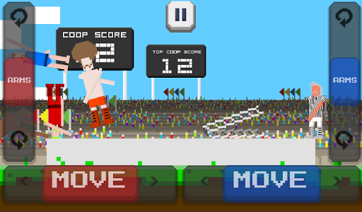 Pocket Wrestling - screenshot