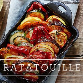 Roasted Vegetable Ratatouille Recipes