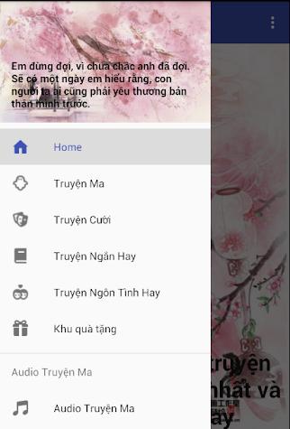 truyen ngon tinh Screenshot