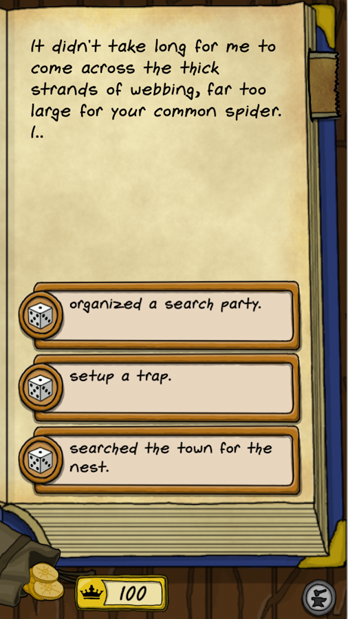 Heroes Guard: The Journal Screenshot 0