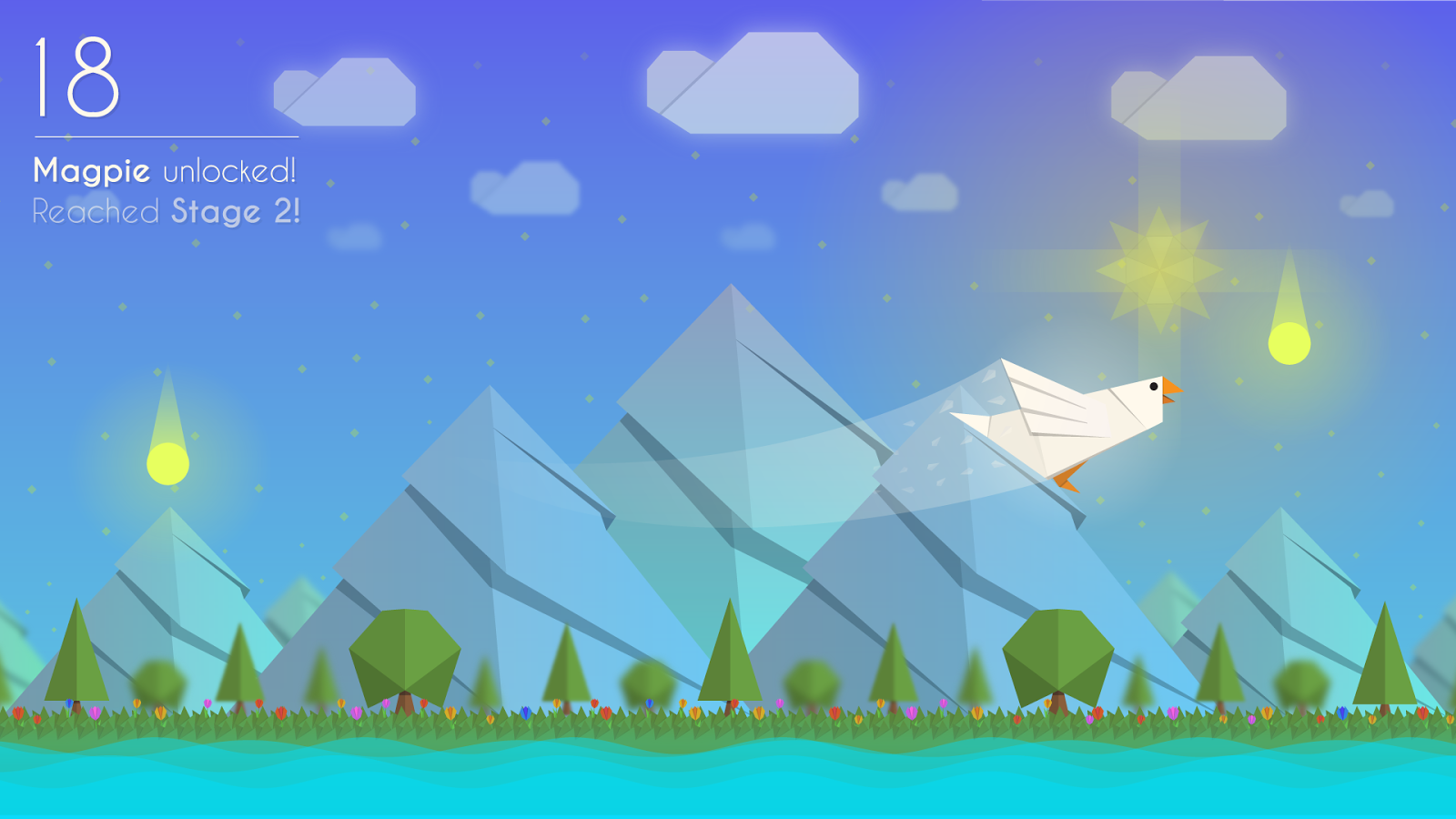 Paper Wings Screenshot 0