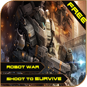 Free Robot War - Shoot to Survive APK for Windows 8
