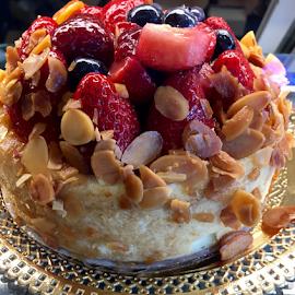 Cake by Lope Piamonte Jr - Food & Drink Cooking & Baking