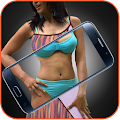 App Cloth Scanner Simulator Prank APK for Kindle