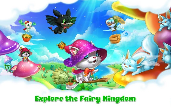 Sky Garden: Farm In Paradise APK screenshot thumbnail 20