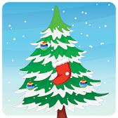 Coloring Christmas Trees APK Icon